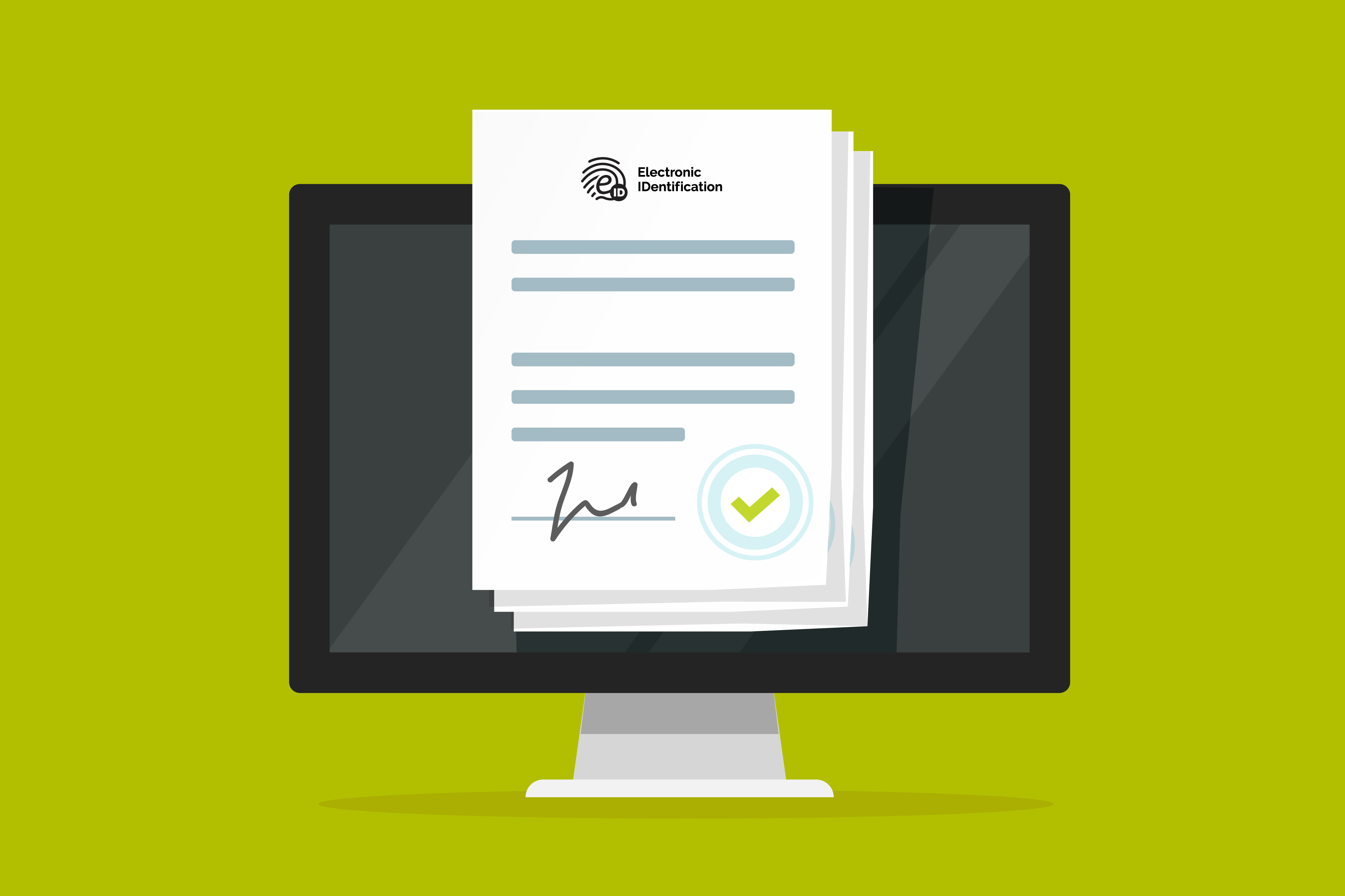 eIDAS: New Electronic Signature Regulation in Europe