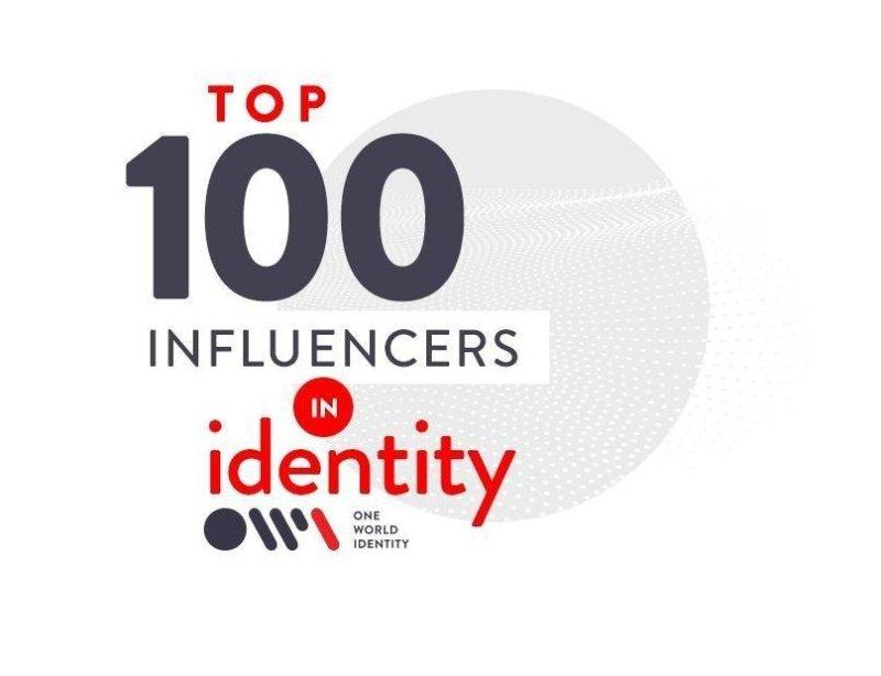 Iván Nabalón, 1er influencer europeo del top 100 en identidad