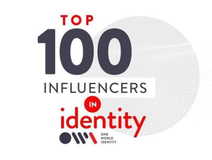 Nuestro CEO, Iván Nabalón, 1er influencer europeo del top 100 en identidad por OWI