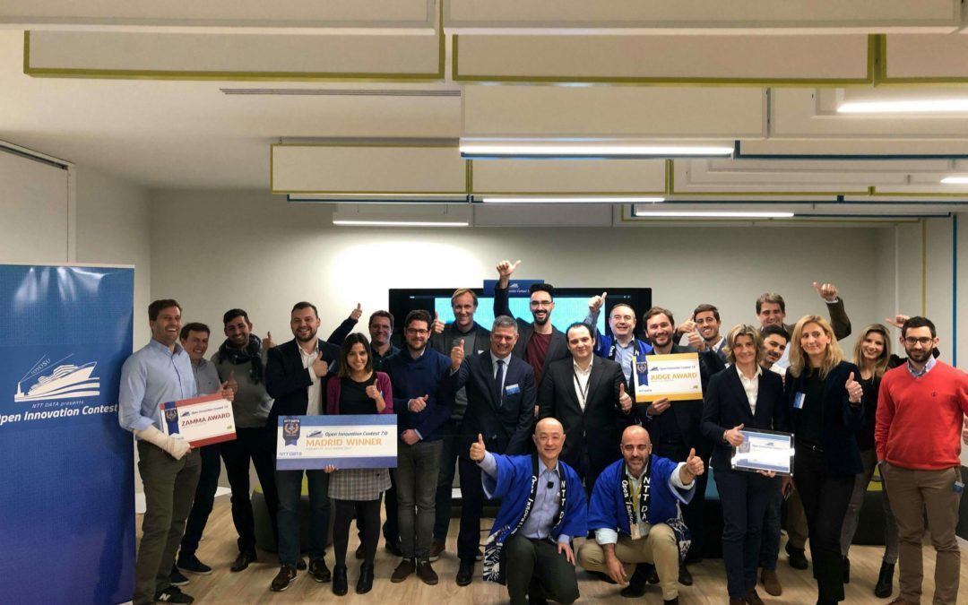 VideoID comes out on top in NTT Data 7.0 contest