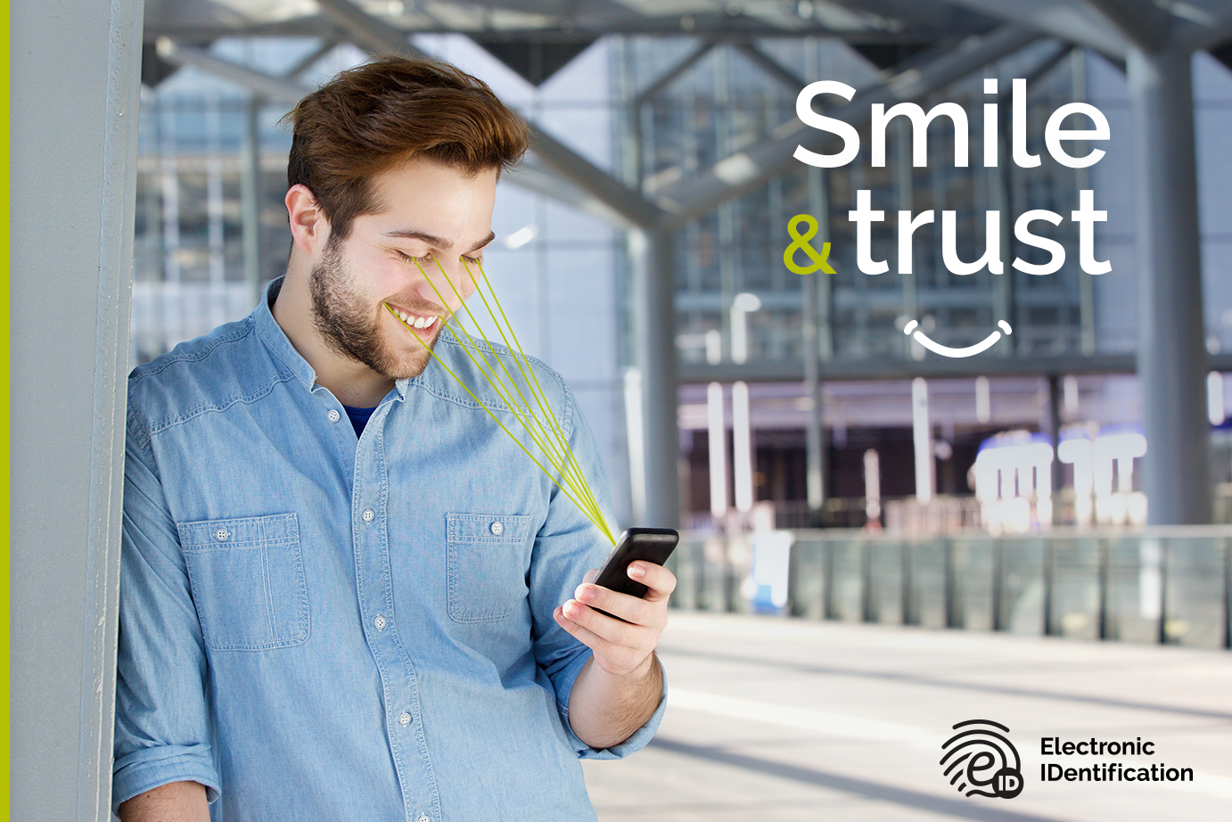 SmileID, the only fully trustworthy authentication service