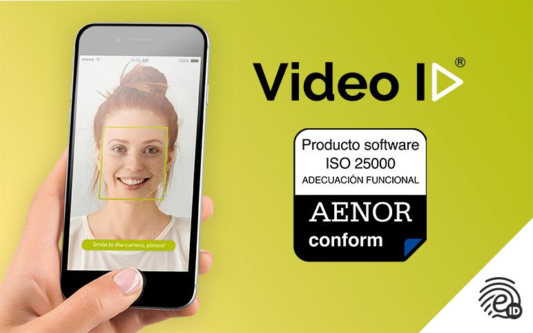 ISO 25000: eID 1ª en conseguir certificado para video identificación