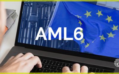 AML6: La sexta Directiva Europea en Blanqueo de Capitales