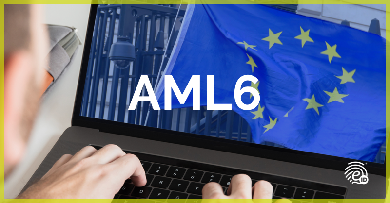 AML6, an additional step against money laundering
