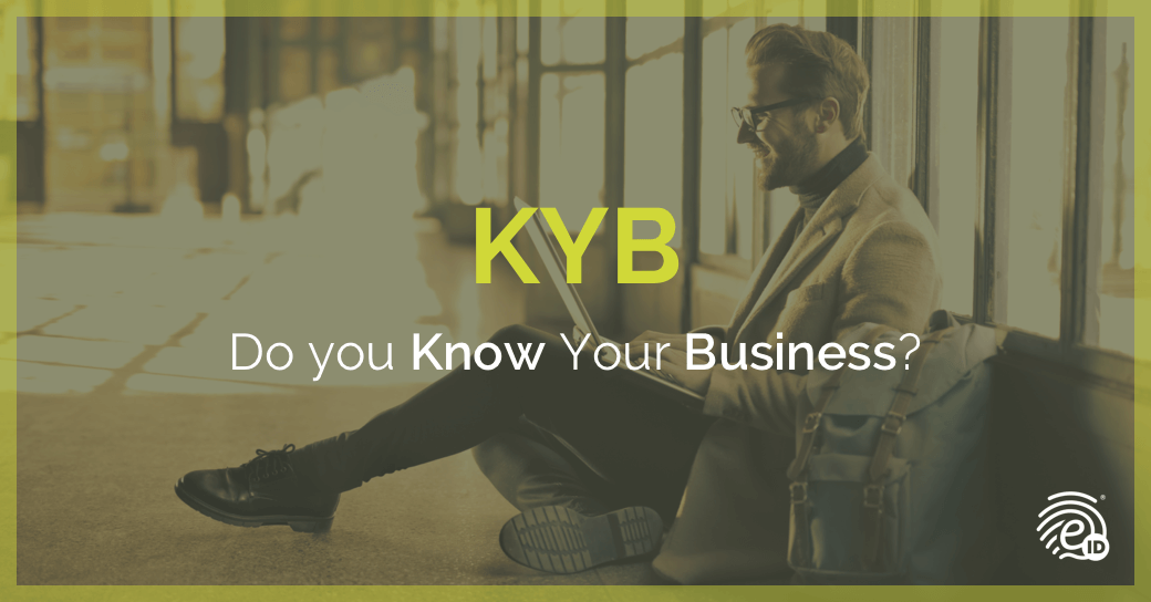 What is Know Your Business (KYB) and its relation to KYC