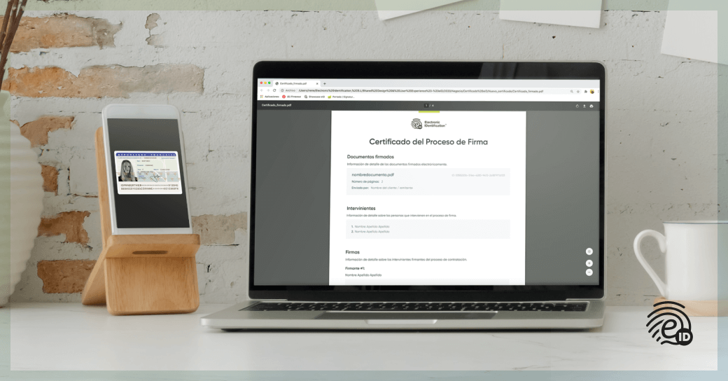 Digital certificate and its role in the e-signature