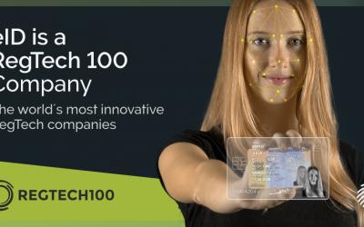 RegTech100 2021: eID, compañía líder, por cuarto año consecutivo