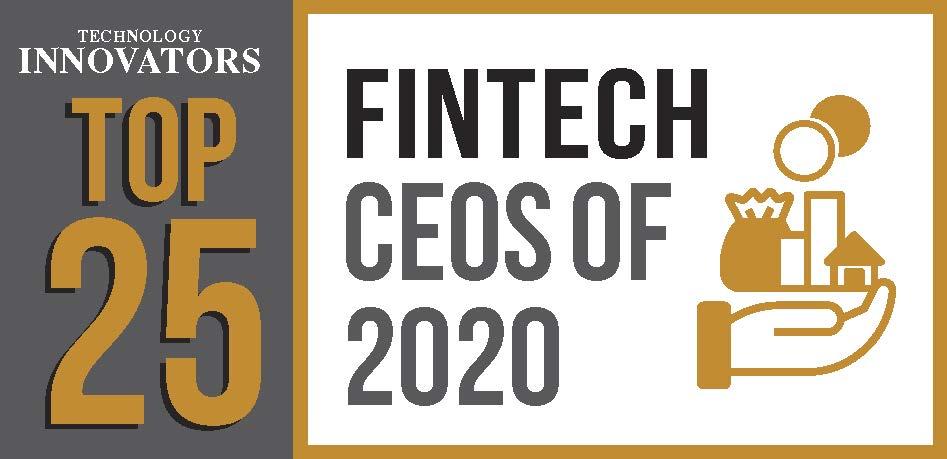 Iván Nabalón, PDG d'eID, dans le Top25Fintech CEOs 2020